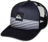 Quiksilver Men's Stripe Trucker Hat