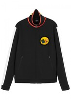 Fendi Black Cotton Blend Jacket