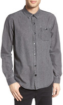 Ezekiel Chambray Long Sleeve Regular Fit Shirt