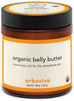Erbaviva Carrot Seed and Cocoa Butter Organic Belly Butter- 3.5 oz.