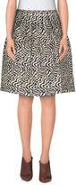 Mariuccia Knee length skirts