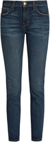 Current/Elliott The Stiletto high-rise skinny jeans