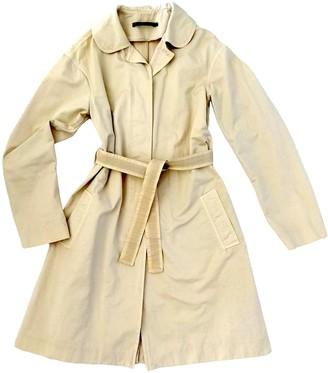 Sofie D'hoore Beige Cotton Trench coats