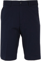 Paul & Shark Navy Mid Length Chino Shorts