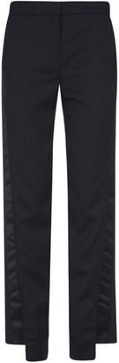 Lanvin Side-slit Trousers