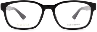 Gucci Rectangular Frame Glasses