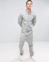Asos Boiler Suit In Light Khaki