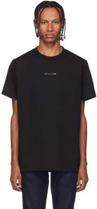 Alyx Black Visual T-Shirt