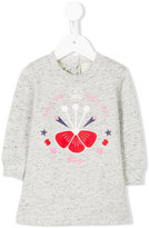 Kenzo long sleeve printed T-shirt - kids - Cotton/Polyester - 12 mth