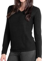 Exofficio Milena Sweater - V-Neck, Long Sleeve (For Women)
