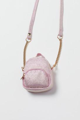 H&M Glittery Mini Bag