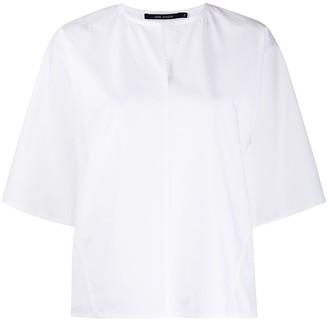Sofie D'hoore boxy half-sleeve T-shirt