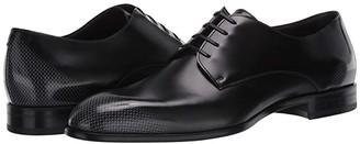 HUGO BOSS Cannes Derby Shoe by BOSS (Black) Men's Shoes