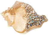 Jay Strongwater Geneva Conch Shell Figurine