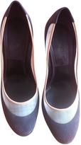 Givenchy Grey Suede Heels