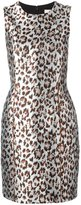 Christopher Kane sleeveless mini dress - women - Silk/Viscose - 38
