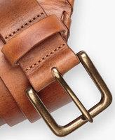 Levi's Leather Stitched Belt
