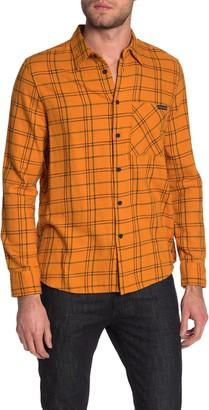 Nudie Jeans Sten Plaid Flannel Shirt