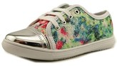Rachel Lucie Youth Round Toe Canvas Multi Color Sneakers.