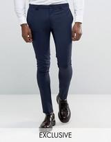 Noak Super Skinny Suit Pants