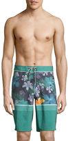O'Neill Hyperfreak Printed Swim Shorts