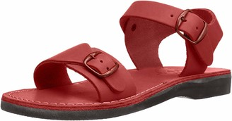 Jerusalem Sandals Women's The Original Rubber Gladiator Sandal
