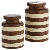 Napa Home and Garden Pantry Canister 2-Piece Set