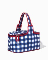 Charming charlie Checkered Picnic Cooler