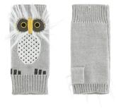 Accessorize Owl Cut-Off Gloves