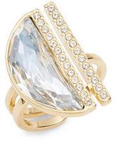 Swarovski Glow Crystal Studded Ring