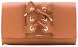 Perrin Paris Wrist Strap Clutch