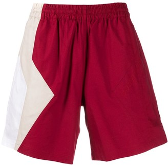 Reebok Cloud Block Track Shorts