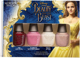 Morgan Taylor Beauty and the Beast 4 Pc Mini Set