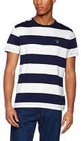 Gant Men's the Original Barstripe SS T-Shirt