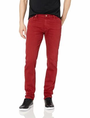 AG Jeans Men's The Tellis Modern Slim Leg Colored Denim Jean