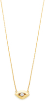 Jacquie Aiche Eye Necklace