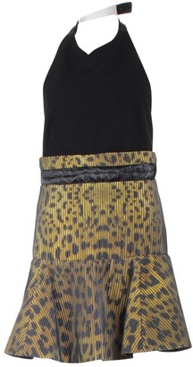 Camilla And Marc Yellow Cotton Dresses