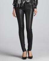 Haute Hippie Skinny Leather Pants