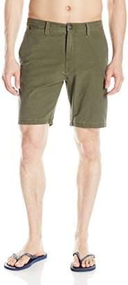 """Volcom Men's Surf N Turf Hybrid 19"""" Short Jeans,30"""