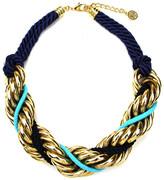 Ben-Amun St. Tropez Chain Twist Necklace
