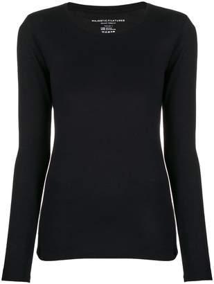 Majestic Filatures slim fit sweater