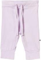 Molo Selena Soft Pants In Pale Amethyst