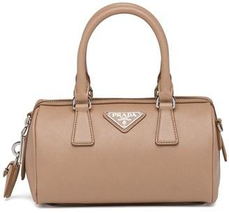 Prada mini Saffiano leather bag