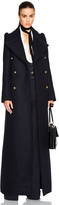 Chloé Compact Felted Wool Coat
