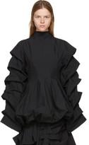 Awake Black Tendrils and Head Dress