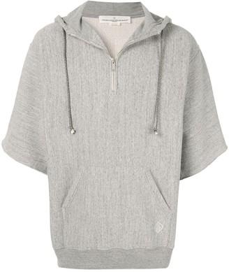 Golden Goose kimono sleeve hoodie