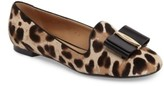 Salvatore Ferragamo Women's Bow Smoking Loafer
