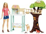 Barbie Animal Rescue Centre Playset