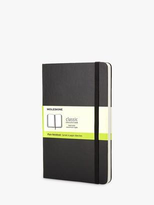 Moleskine Large Plain Hard Cover Notebook