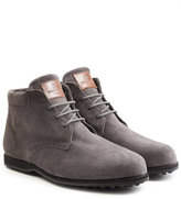 Ludwig Reiter Suede Ankle Boots
